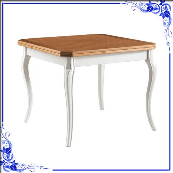 A tavoli country tavolo quadrato allungabile facilcasa for Tavolo quadrato allungabile