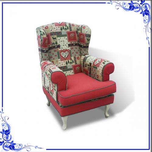 Salotti e divani country esempi divani clienti facilcasa - Foderare un divano ...
